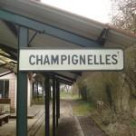 Gare de champignelles