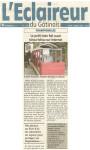 Article du 9 janvier 2014 du Journal du Gâtinais